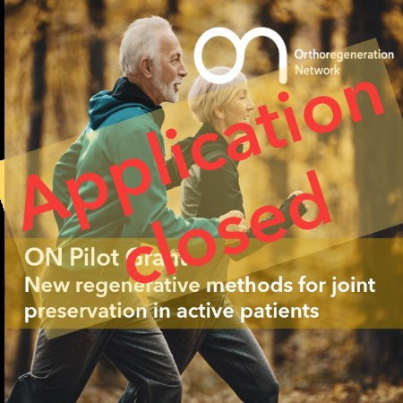 "ON Pilot grant ""Joint Preservation"""