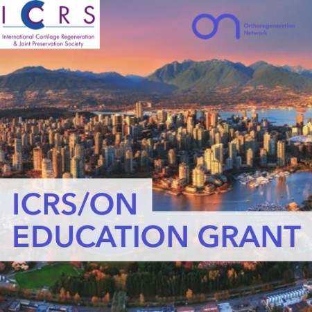 ON/ICRS Education Grants
