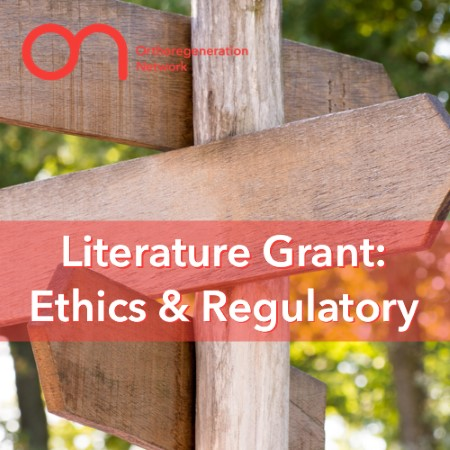 Ethical and Regulatory Aspects
